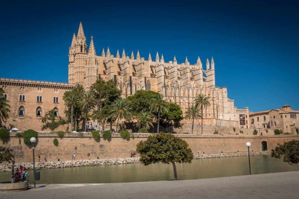 Die Top10-Sehenswürdigkeiten in Palma