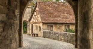 Die Top10-Sehenswürdigkeiten in Rothenburg