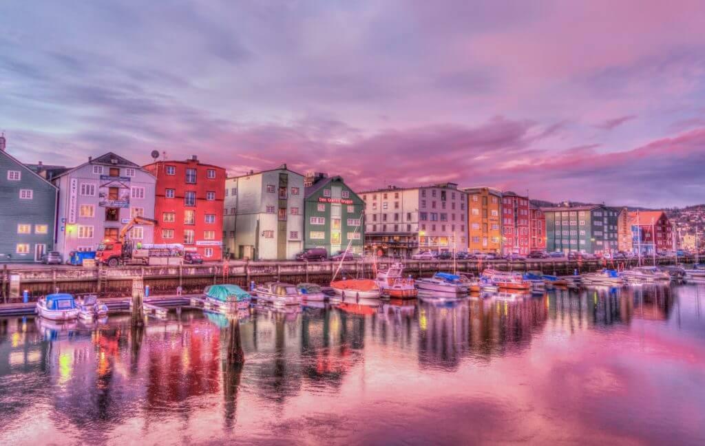 Die Top10-Sehenswürdigkeiten in Trondheim
